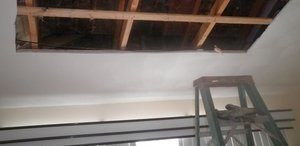Water Damage Restoration In Ceiling